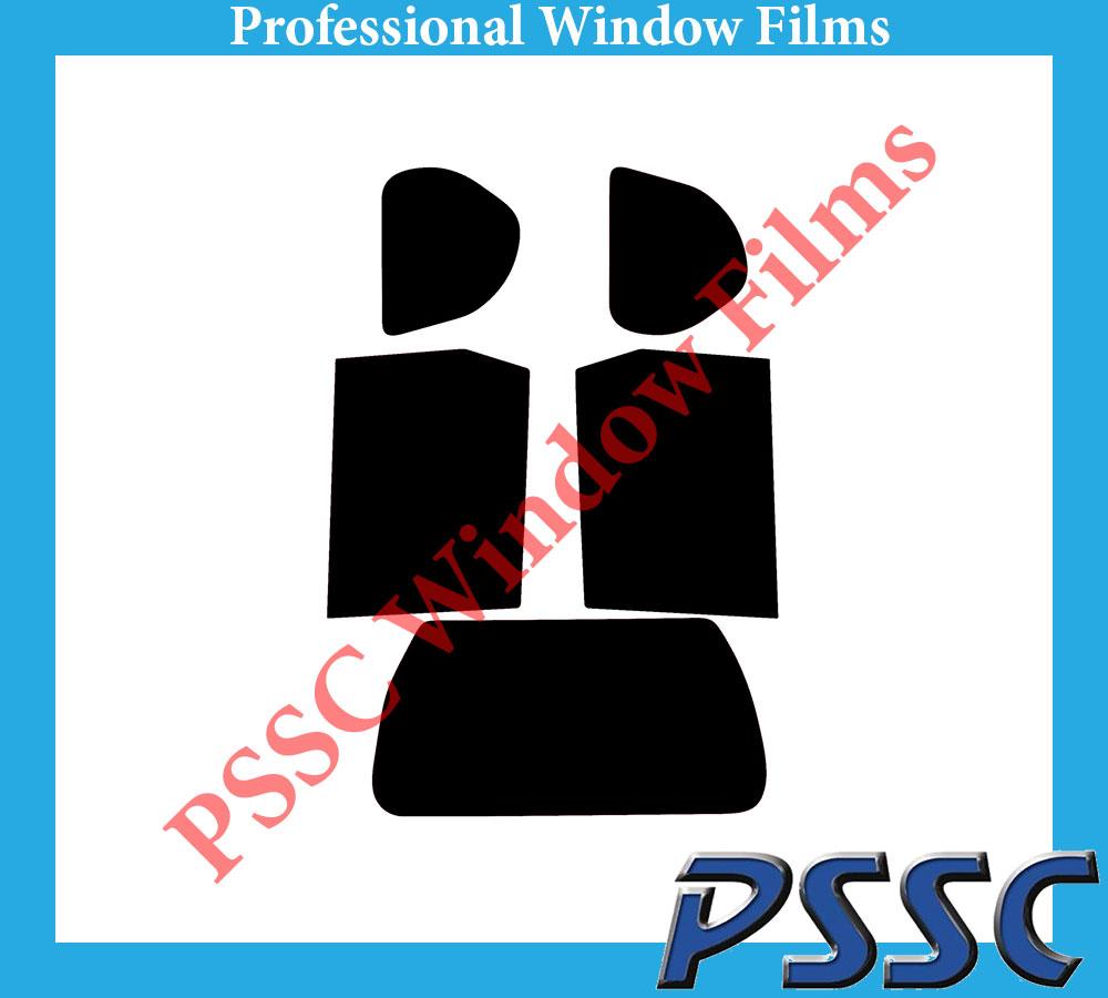 PSSC Pre Cut Rear Car Window Films - for Nissan X Trail Nouveau 2007 to 2015
