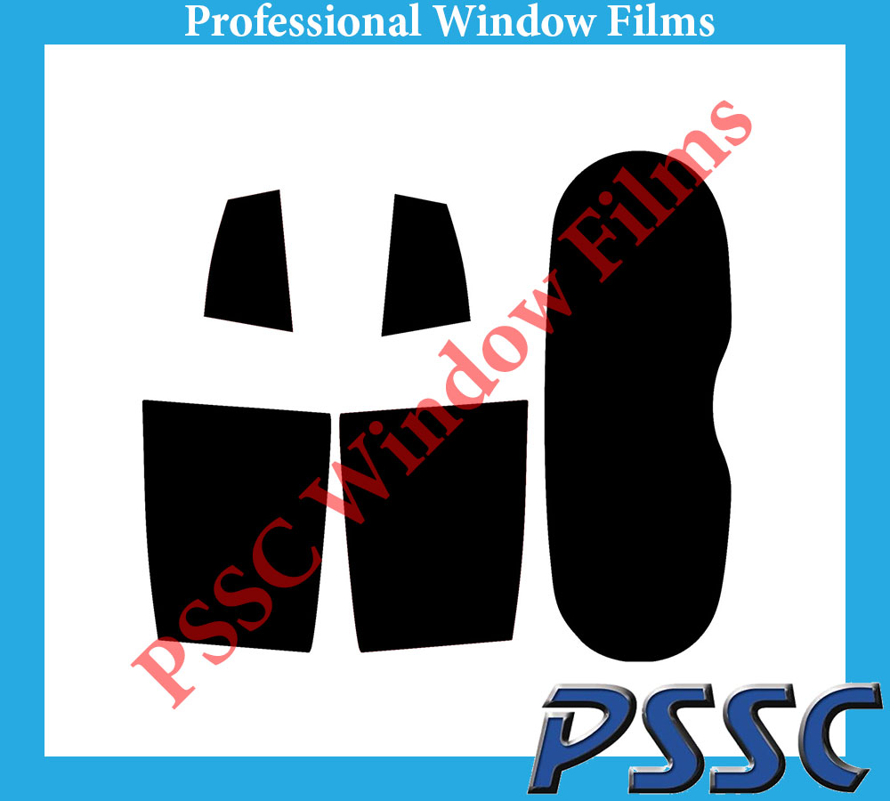 Kia Picanto X Line S 5 Door Hatchback: PSSC Pre Cut Rear Car Window Films