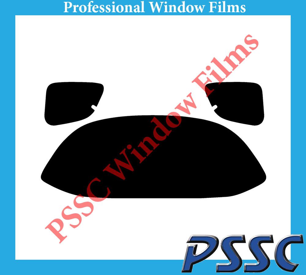PSSC pré coupe arrière voiture fenêtre films-mazda RX8 2003 à 2012