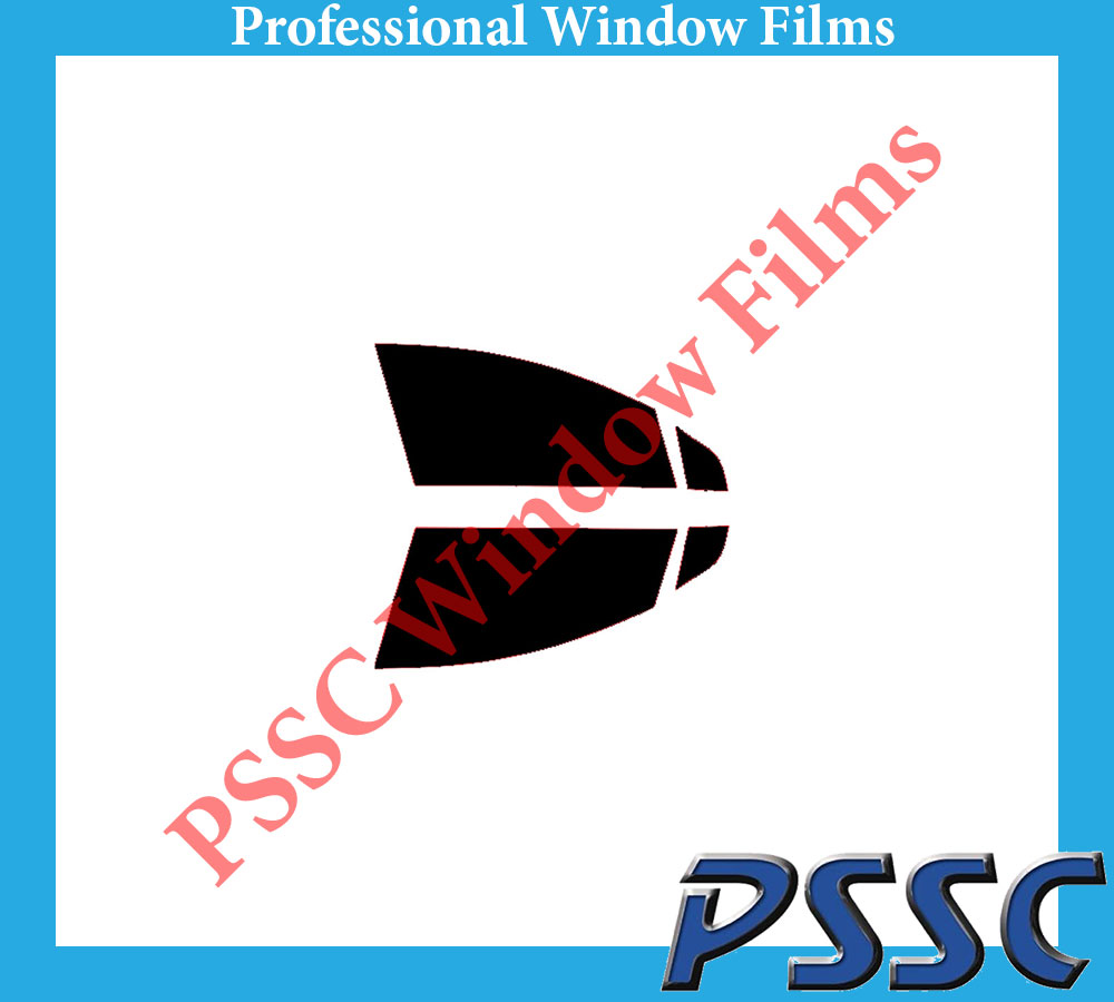PSSC Pre Cut Front Car Window Films Ford Mondeo Estate 2014 to 2016