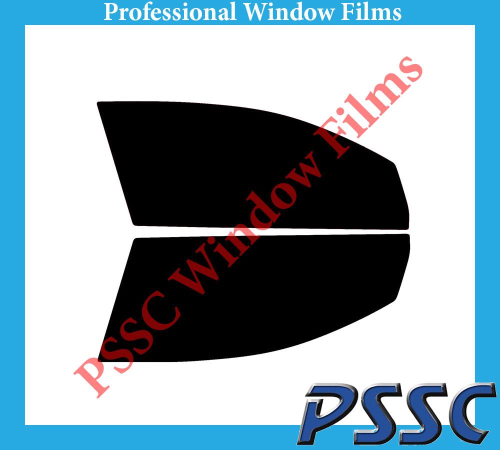 PSSC pré coupe voiture avant fenêtre films-vw polo 2 portes 2002 à 2006