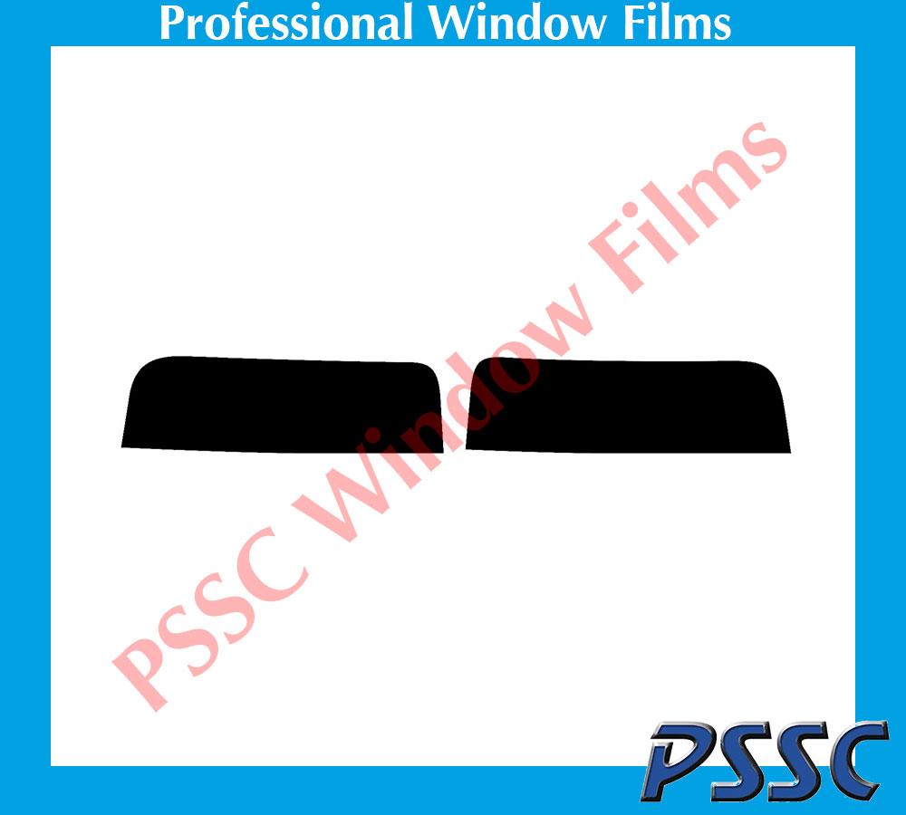 PSSC pré coupé sun strip voiture fenêtre films-citroen C4 3 portes berline de 2004 à 2010