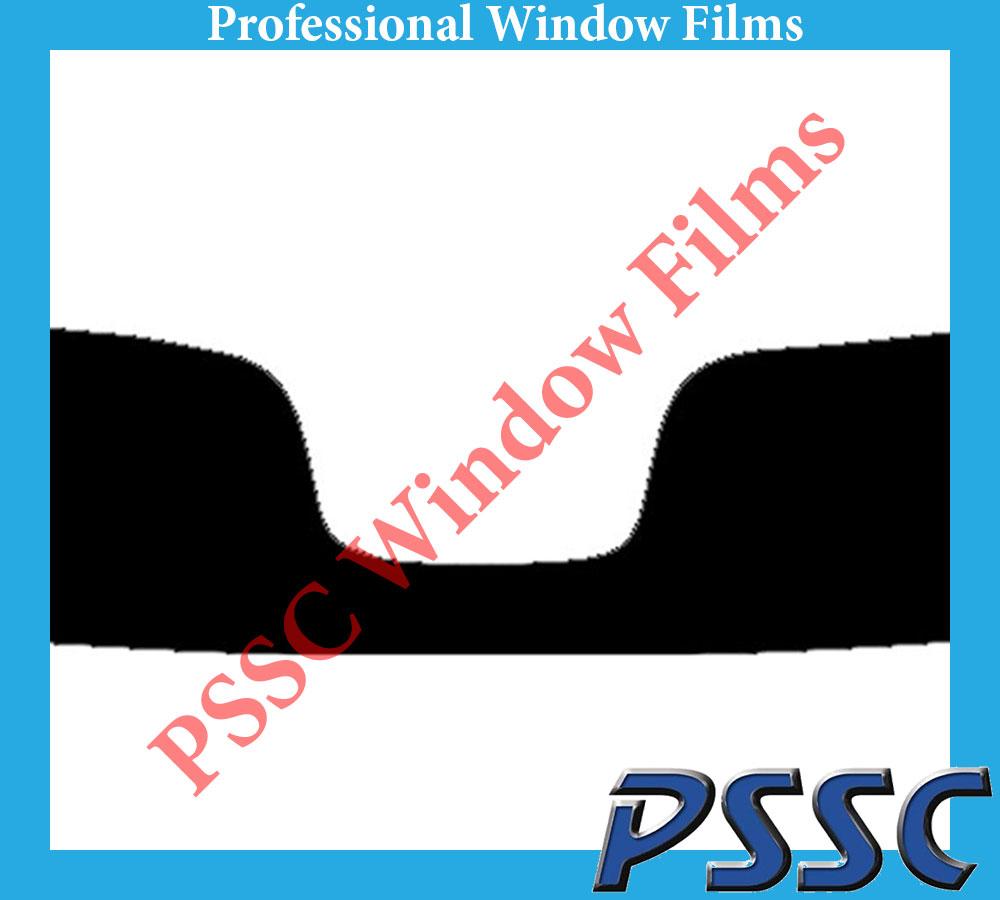 PSSC Pre Cut Sun Strip Car Window Films for Fiat Grande Punto 5 Door 2005 to 2015 05/% Very Dark Limo Tint
