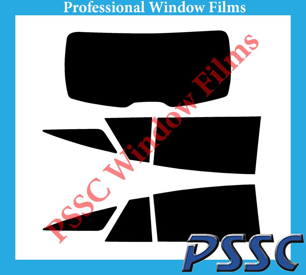 PSSC pré coupe arrière voiture fenêtre films-mercedes cls shooting brake 2012 à 2016