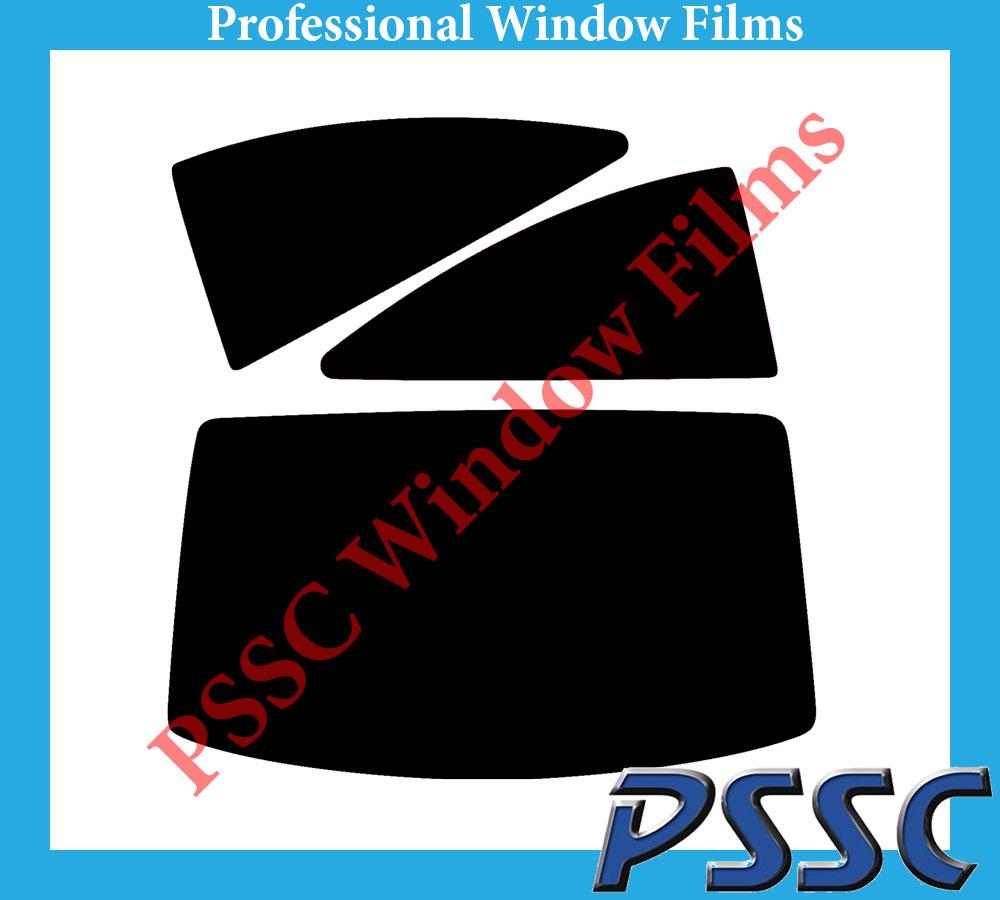 PSSC pré coupe arrière voiture fenêtre films-mercedes classe c coupe 2001 à 2008