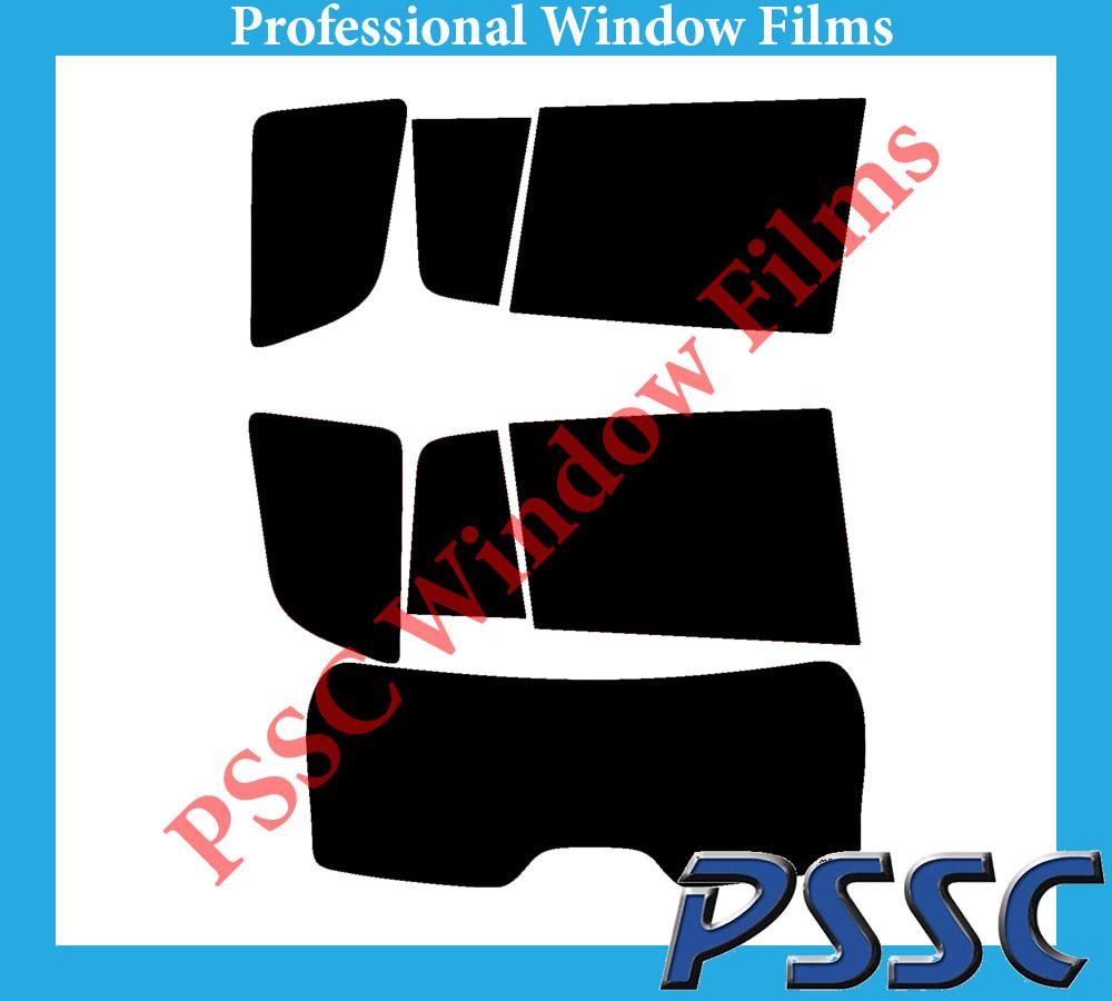 PSSC Pre Cut Rear Car Window Films Films Films - Renault Megane 2 Estate 2003 to 2008 4a2d91