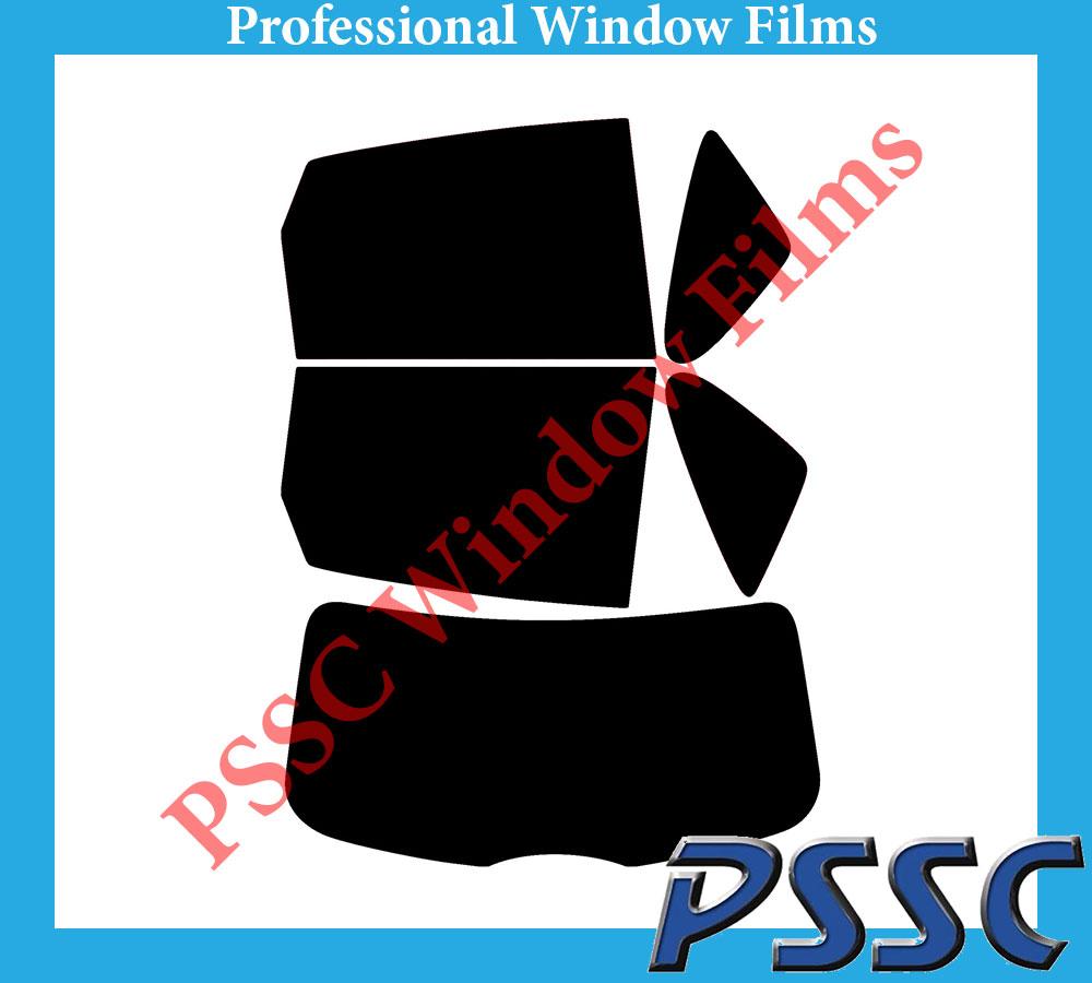 PSSC pré coupe arrière voiture fenêtre films-ford focus 5 portes hayon 1999 à 2005