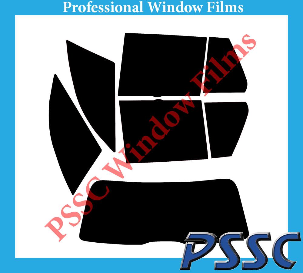 PSSC pré coupe arrière voiture fenêtre films-mercedes e class estate 2003 à 2009