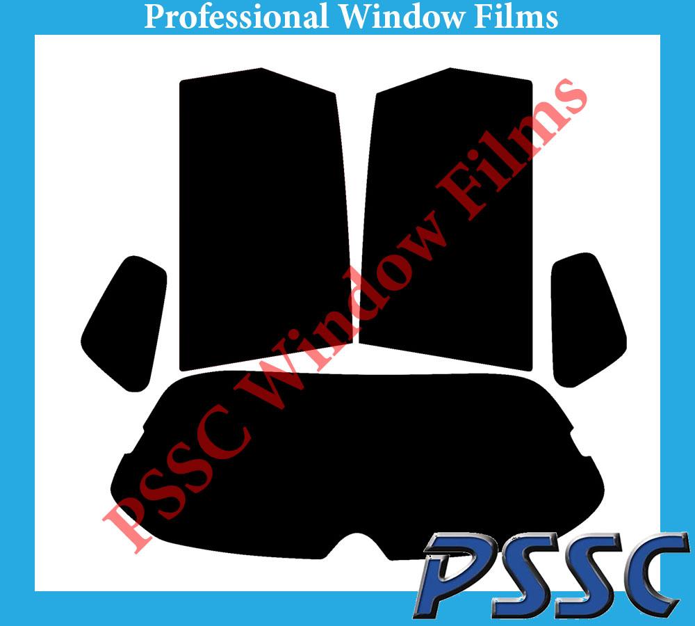 PSSC pré coupe arrière voiture fenêtre films-honda civic 5 portes hayon 2000 à 2005