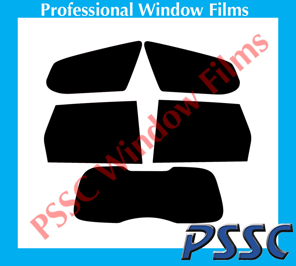 PSSC pré coupe arrière voiture fenêtre films-ford focus estate 2004 à 2015