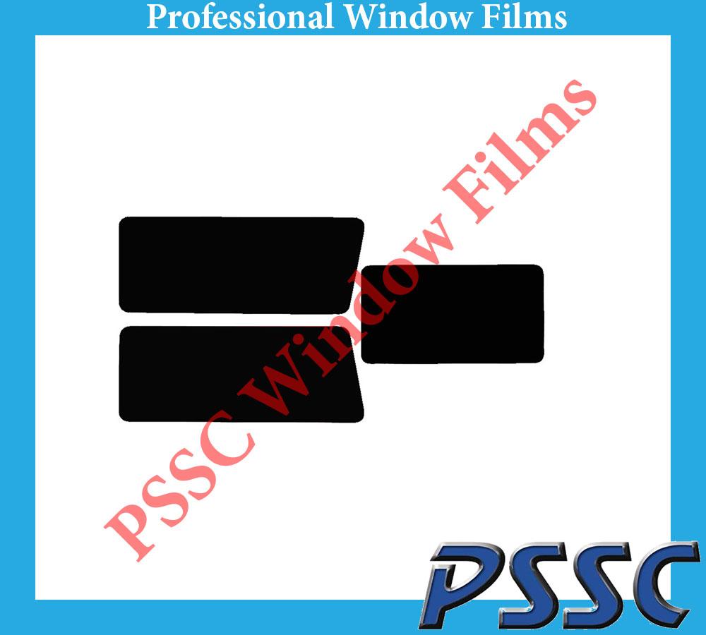 PSSC pré coupe arrière voiture fenêtre films-mercedes g wagen 2 porte 1981 à 2006