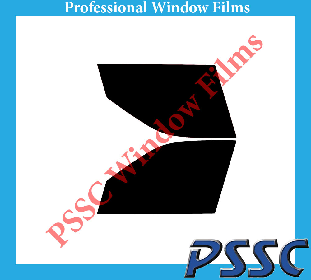 PSSC pré coupe voiture avant fenêtre films-saab 9-5 break 1999 à 2006
