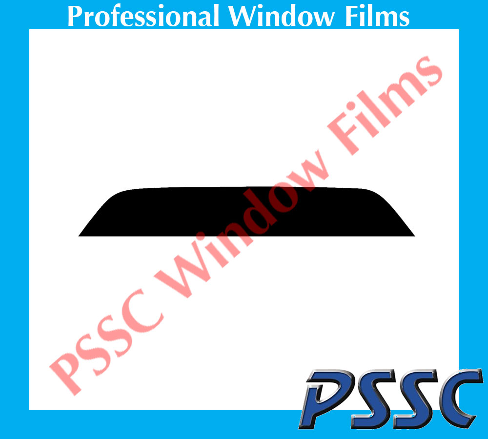 PSSC Pre Cut Sun Strip Car Window Films Citroen C4 Picasso 2013 to 2016 35/% Medium Tint