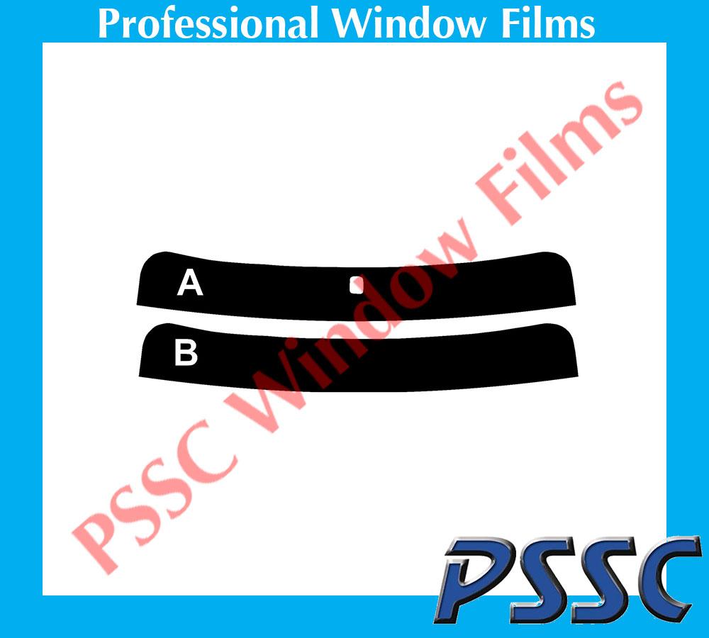 PSSC pré coupé sun strip voiture fenêtre films-ford kuga 2008 à 2016