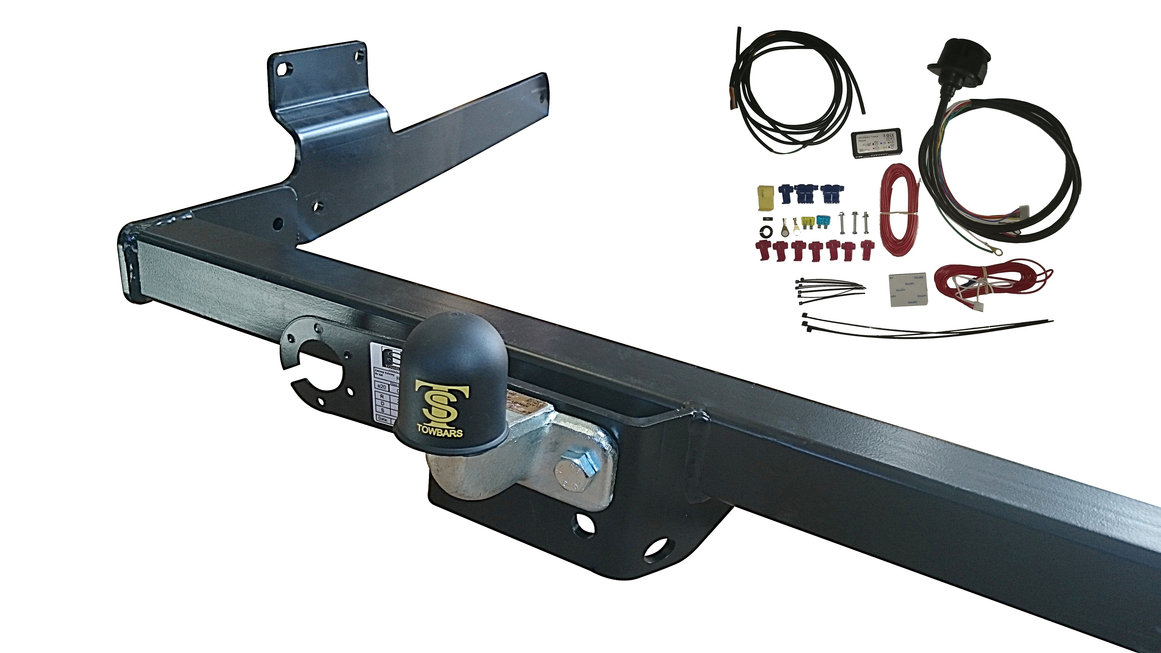 Renault Clio Tow Bar Wiring Diagram : Towbar flange nissan interstar opel movano renault master