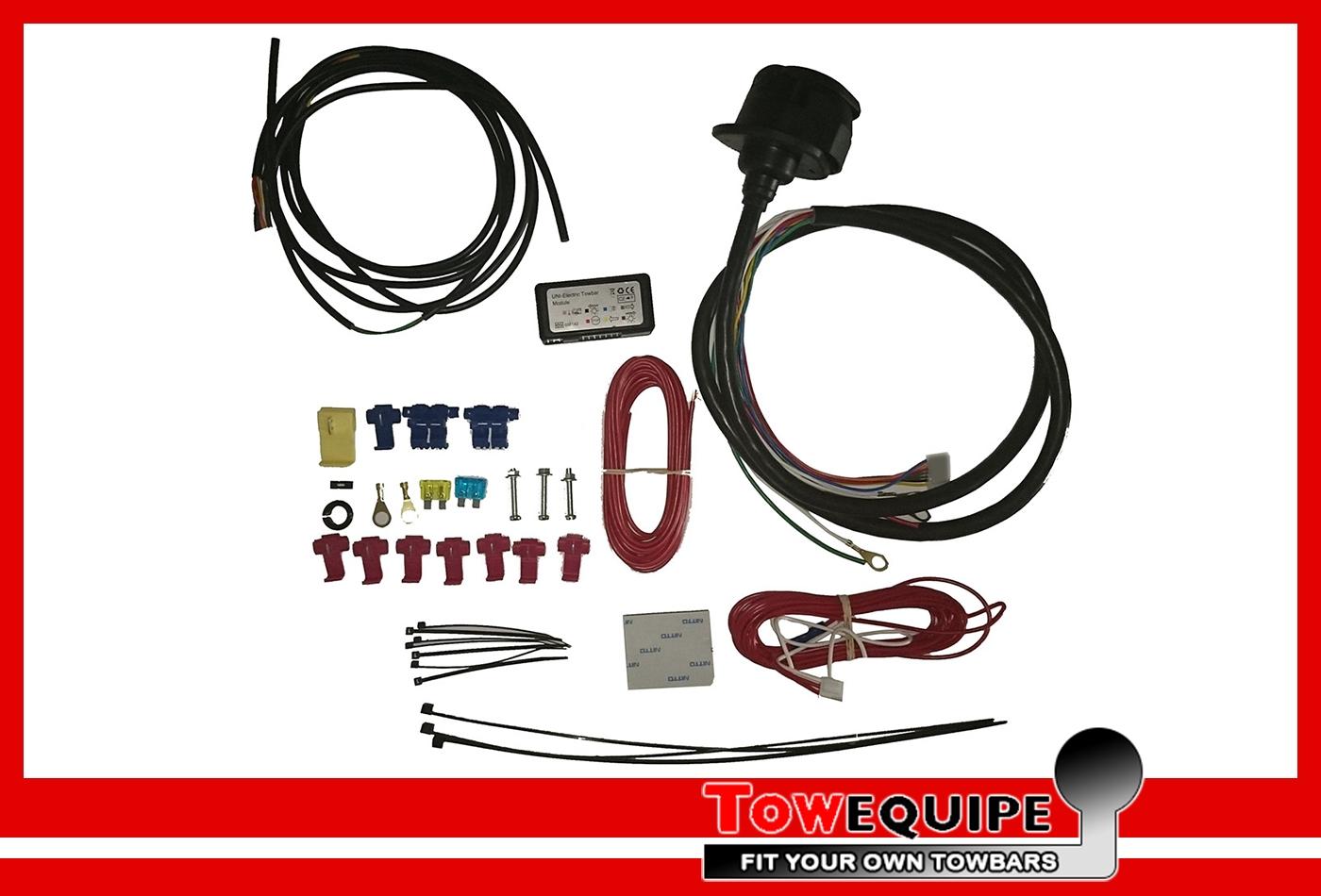 anh ngerkupplung kabelsatz 13 polig c2 universell elektrosatz c2 modul. Black Bedroom Furniture Sets. Home Design Ideas